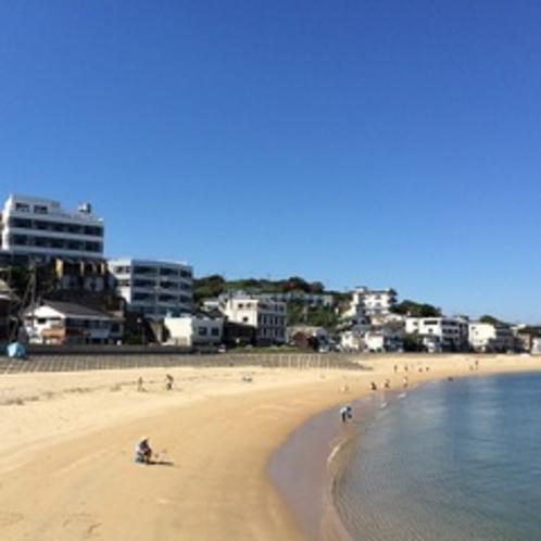 篠島の砂浜500