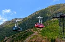 北八ヶ岳ロープウェイ―約7分で2237mの雲上の世界へ・・・
