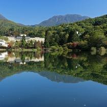 蓼科湖に佇む大人のリゾートホテル―森と湖に囲まれて自然豊かな当館でリフレッシュ!