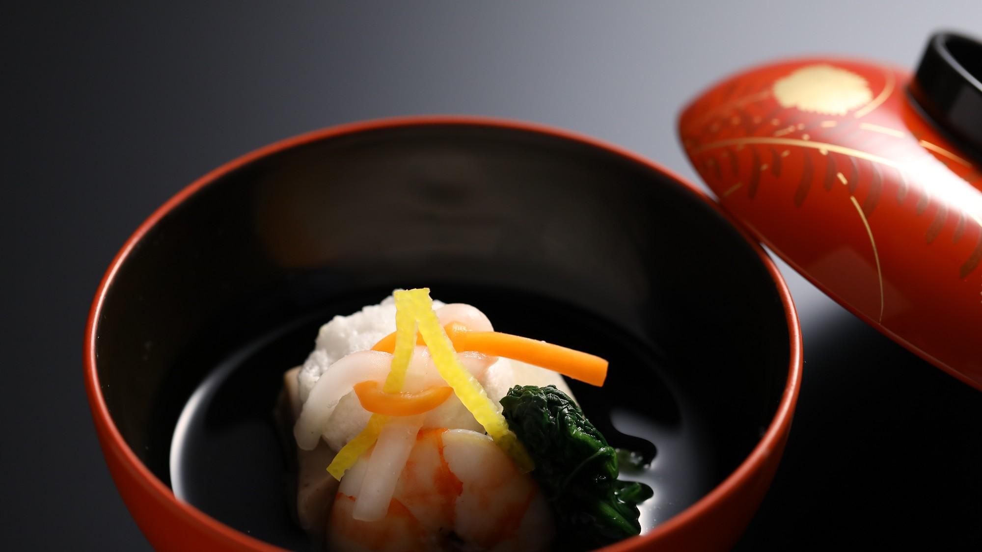 ■特選料理コース 一例