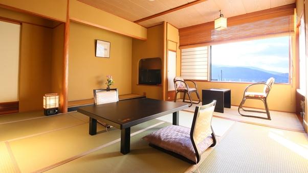 【最上階和室8畳】標準のお部屋 室内階段あり ■禁煙2〜3名