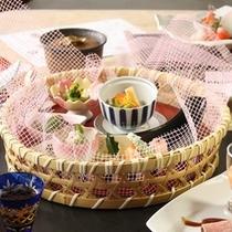 ■「おすすめ料理」春の一例