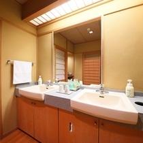 ■【和室10畳+ツインルーム】洗面