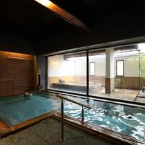 ■1階女性大浴場