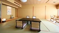 【和室10畳+ツインベッドルーム】3階和洋室 【禁煙】2~6名