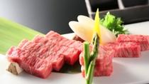 ■一品料理「信州プレミアム牛サーロインステーキ」