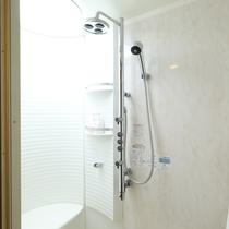 ■412のお部屋シャワールームが設置されております