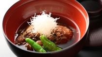 ■一品料理「佐久鯉のうま煮」