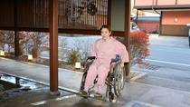 ■車椅子は2台ご用意しております