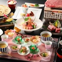 ■【特選料理】春の一例