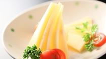 ■一品料理「山のチーズ」
