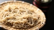 ■一品料理「信州そば切り 手打ち蕎麦」