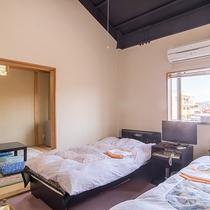 *【和洋室一例】ゆっくりお部屋でお過ごしいただけます