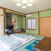 *【和室10畳一例】昔ながらの風情を感じられるお部屋です