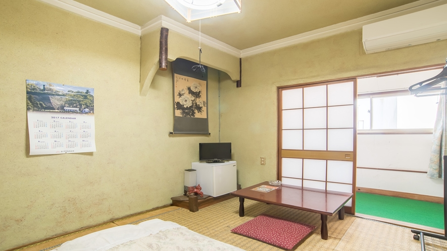 *【和室一例】無料WI-FIを完備。風情のあるお部屋です。