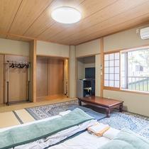 *【和室10畳一例】広々と明るいお部屋です