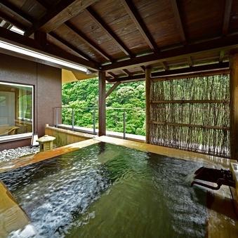 【露天風呂付】別館最上階803特別室◆和10畳+洋室17平米