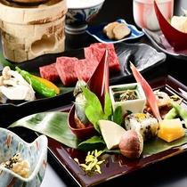 季節の和食膳イメージ