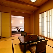 特別室和室+洋室