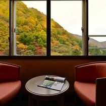 特別室「和室+洋室」からの景色
