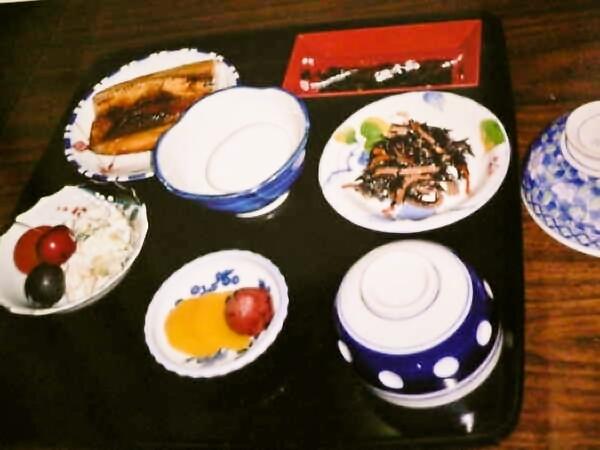 【朝食】一例です
