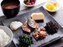 和洋朝食バイキング (イメージ)