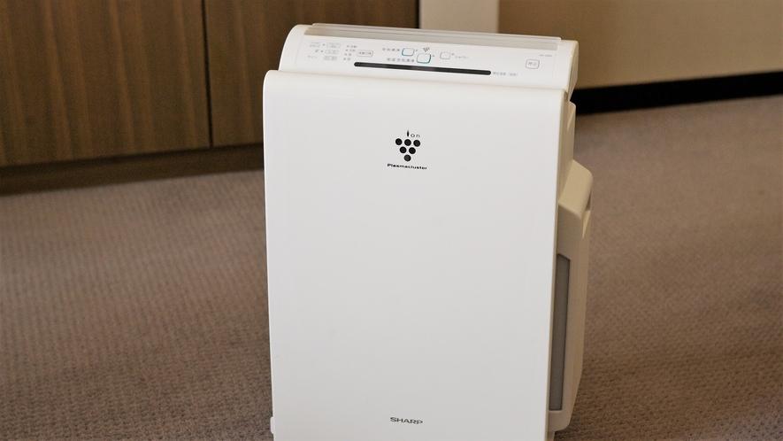 備品/加湿機能付空気清浄機