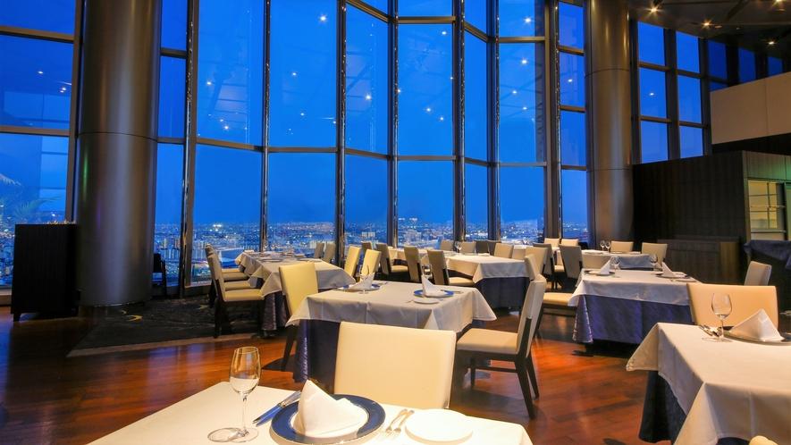 32階スカイレストラン『トップ・オブ・ユニバーサル』