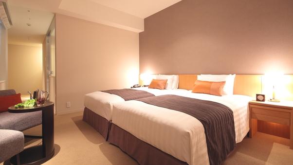 スーペリアツイン(ハリウッドツイン) ベッド幅120cm