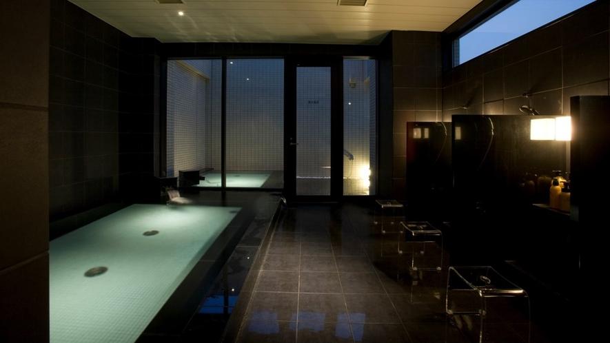 スカイスパ屋内風呂