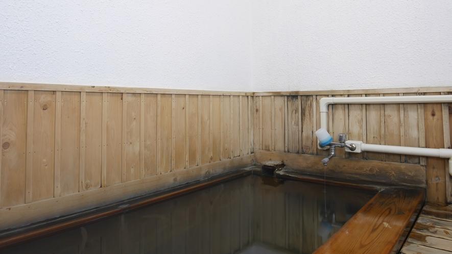 *【温泉】当館の温泉は源泉かけ流し!疲労回復などに効果アリです。