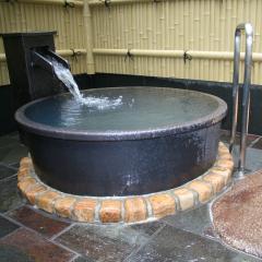 檜風呂源泉風呂