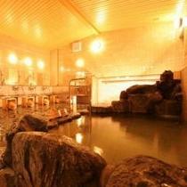 岩風呂内風呂
