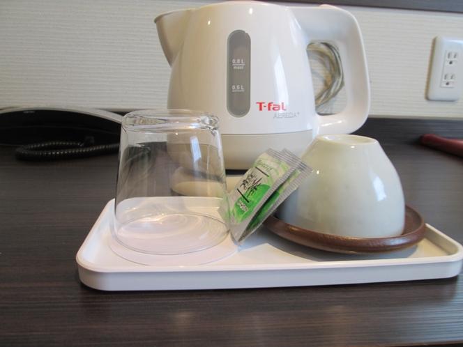 別館お茶セット
