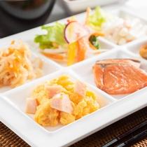 *日替り朝食無料★B1十和田名物ばら焼きも毎日提供中♪*