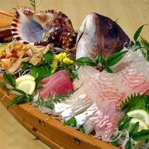 楽天-鯛舟盛り