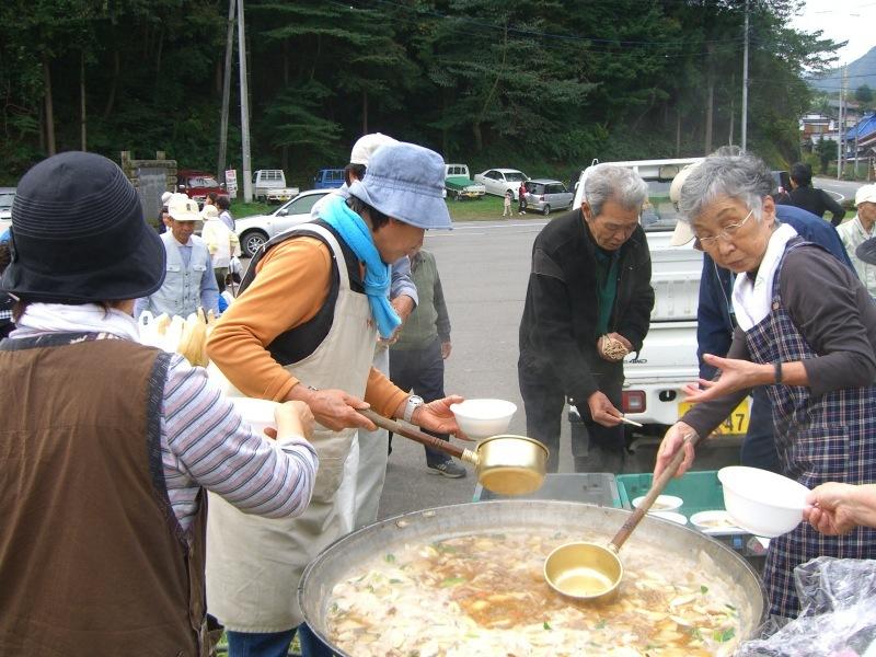 イベント〜芋煮会