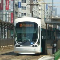 広島電鉄5100型グリーンムーバーマックス