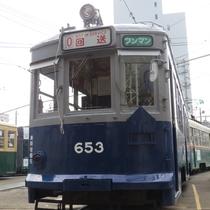 広島電鉄650形被爆電車(復刻)