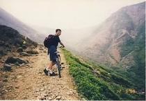 MTBサイクル登山