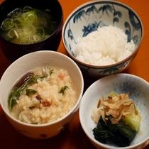 和食もお楽しみいただけます