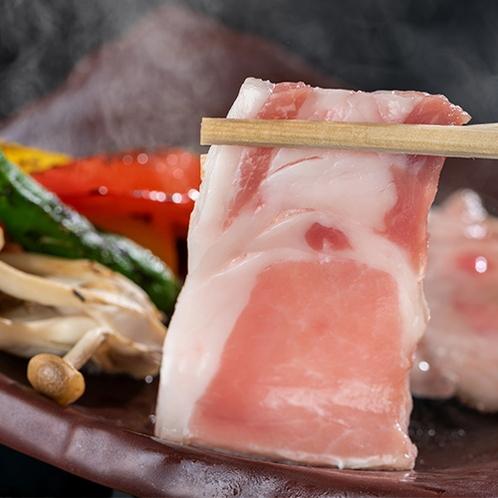 田沢湖育ちの「虹の豚」