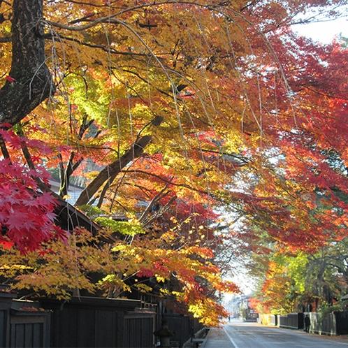 東北の小京都散策
