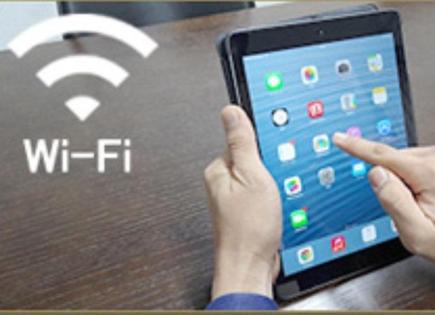 全室フリーWi-Fi対応