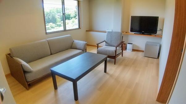 【デザイナー監修】3部屋独立!リビング付き和洋室(54平米)