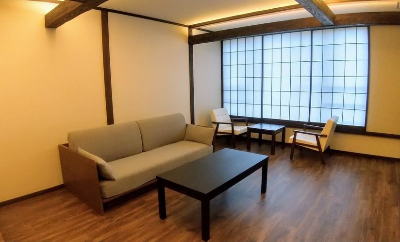 1階デザイナーズ和洋室リビング