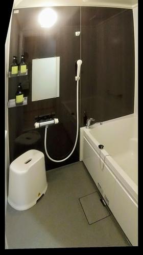 1階10畳和室バスルーム