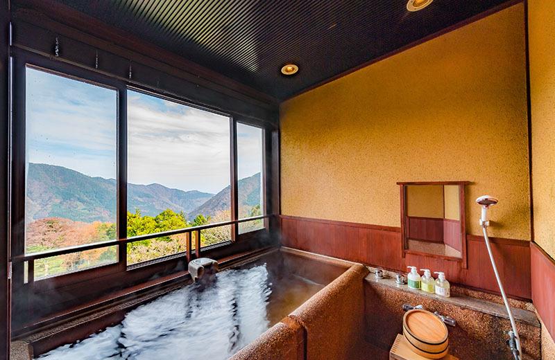 本館 和洋室「箱根」浴室