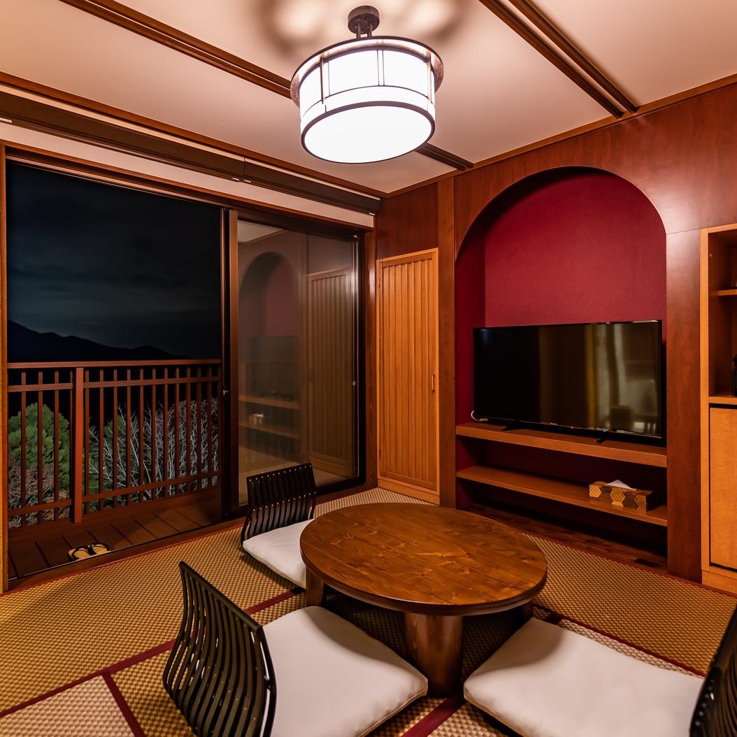 本館 和洋室「仙石」和室