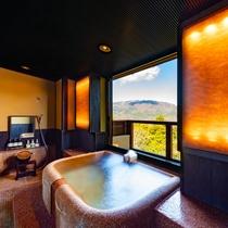 別館 特別室「明神」浴室